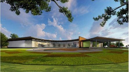 Eternal Gandhi Museum Conceptual