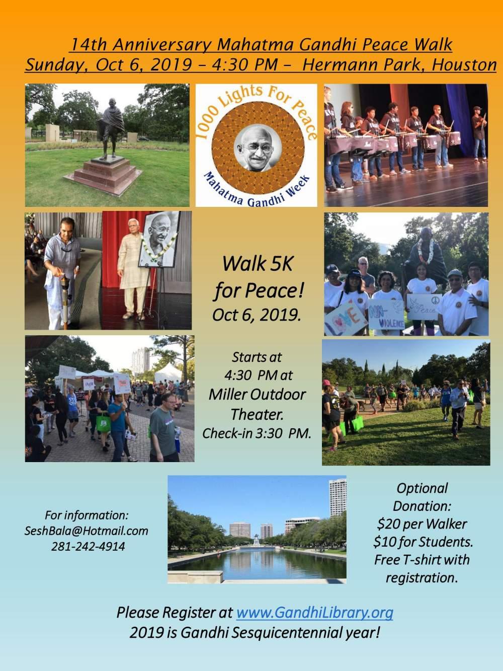 Peace Walk 2019